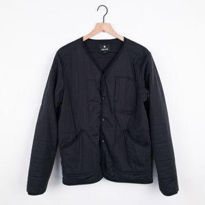 Snow Peak Mens Black Jacket Size M